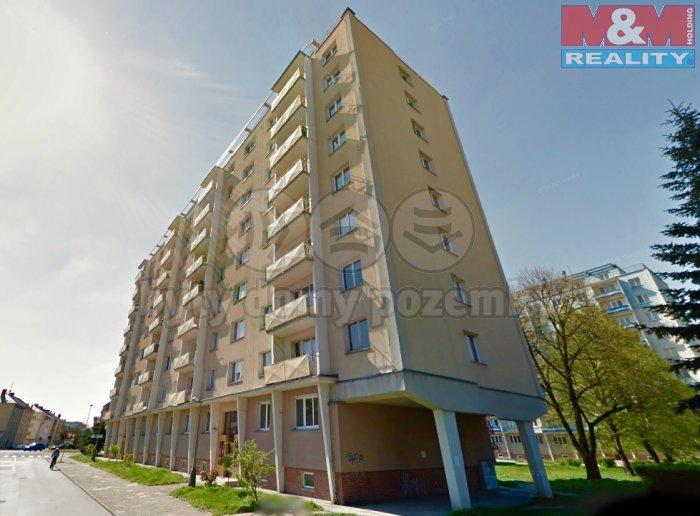 Prodej, byt 2+1, 51 m2, Olomouc, ul. Tř. Kosmonautů