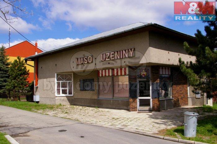 Prodej, obchodních prostor, Moravský Beroun