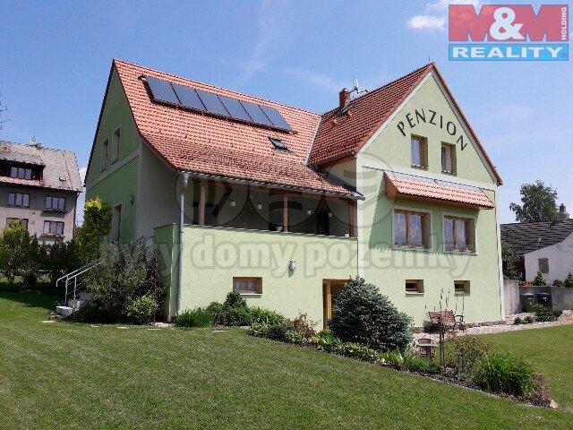 Prodej, penzion, 1722 m2, Stará Hlína