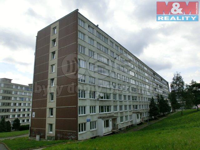 Prodej, byt 2+kk, 40,5 m2, OV, Litvínov, ul. Albrechtická