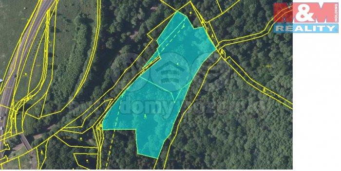 Prodej, les, 14.916 m2, Strážky u Habrovic, Ústí nad Labem