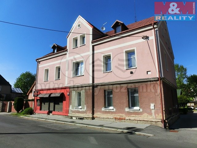 Prodej, byt 3+1, 65 m2, OV, Rumburk