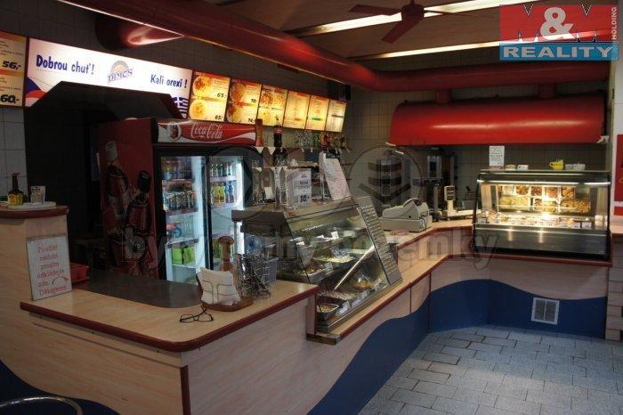 Prodej, restaurace, 144 m2, Ostrava, ul. Českobratrská