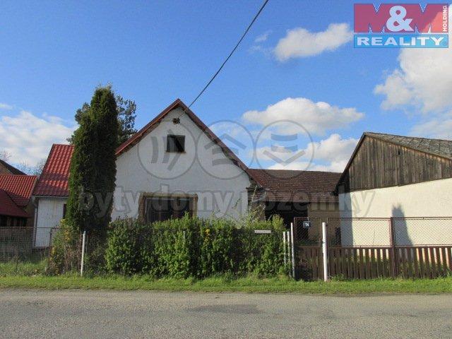 Prodej, chalupa 2+1, 82 m2, Kopidlo