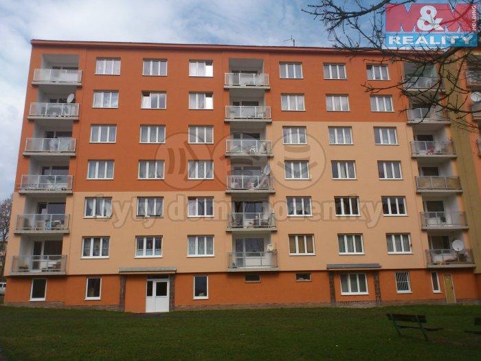 Pronájem, byt 2+1, 65 m2, Cheb, ul. Přátelství