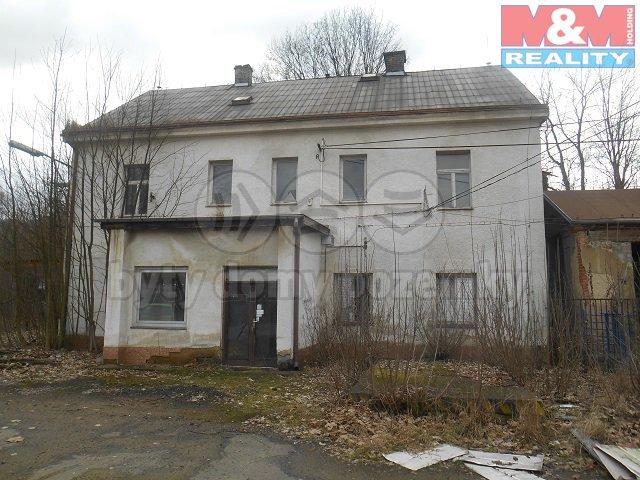 Prodej, výrobní areál, 5524 m2, OV, Děčín - Staré Město