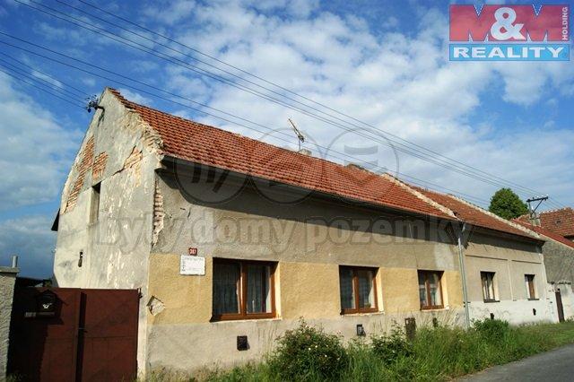 Prodej, rodinný dům 3+1, 341 m2, Pečky
