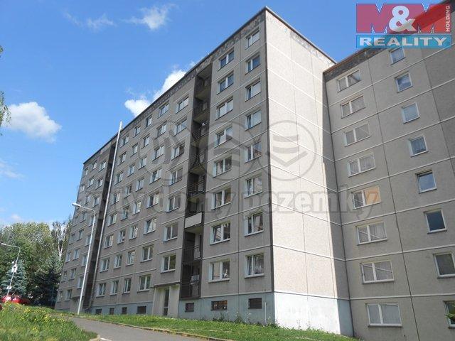 Prodej, byt 1+1, 43 m2, OV, Děčín XXXII, ul. V Sídlišti