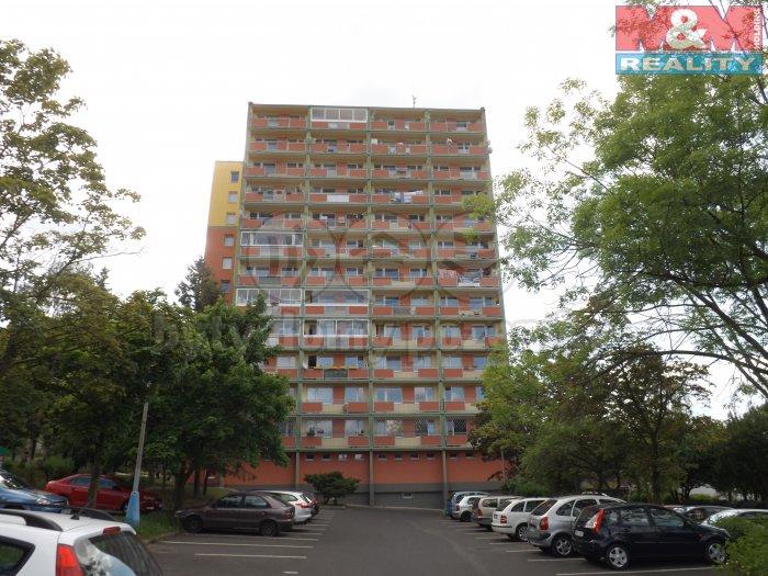 Pronájem, byt 2+1, 48 m2, Bílina, ul. Bezejmenná