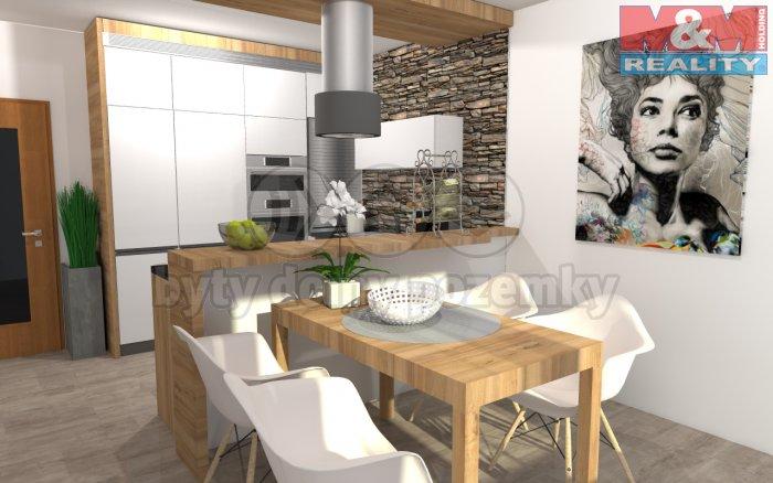 Prodej, rodinný dům, 1380 m2, Hostice