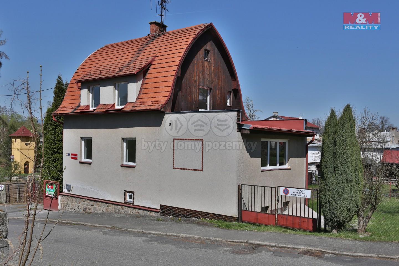 Prodej, rodinný dům 5+1, 109 m2, Karlovy Vary, Tuhnice