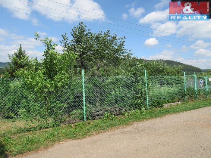 Prodej, zahrada, 531 m2, OV, Lomnička