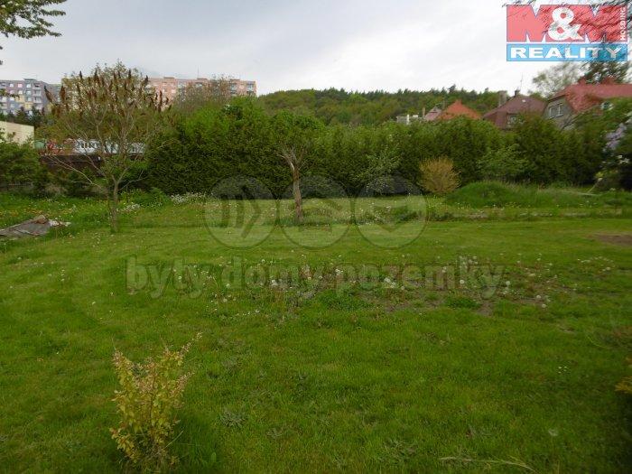 Prodej, pozemek, 1500 m2, Jirkov, ul. Jiráskova