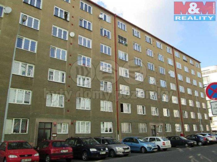 Prodej, byt 2+1, 58 m2, Praha - Libeň