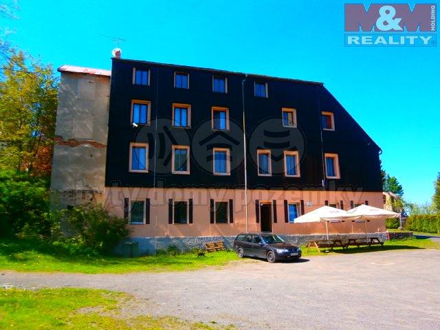 Prodej, Hotel Český Lev, Kovářská