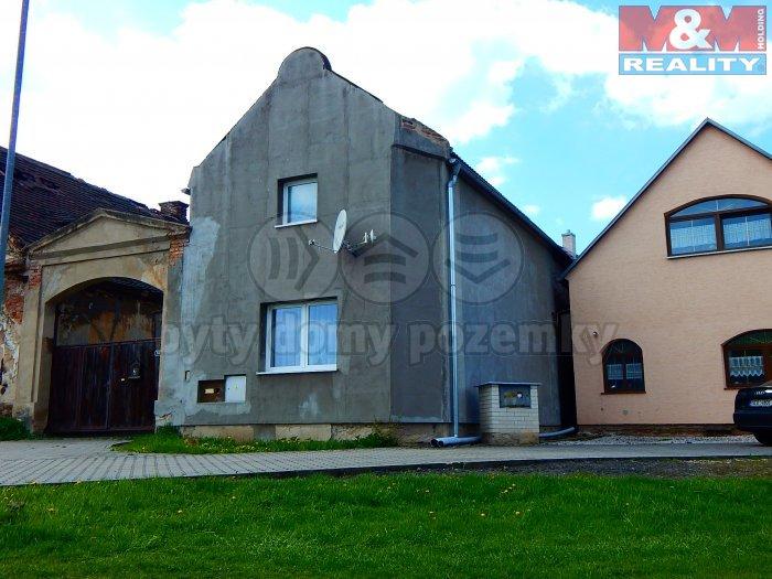 Prodej, rodinný dům, 1478 m2, Strupčice - Okořín
