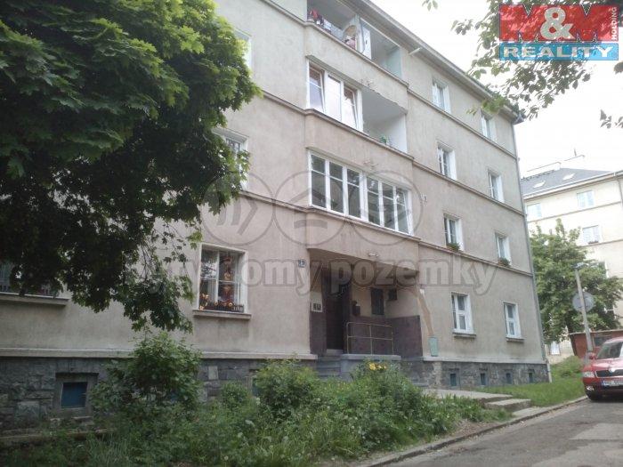 Pronájem, byt 1+1, 50 m2, Ústí nad Labem