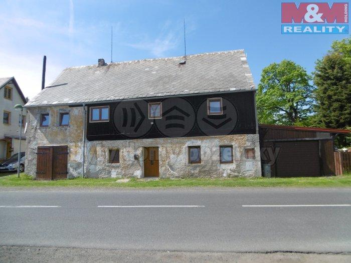 Prodej, rodinný dům, 198 m2, Kovářská