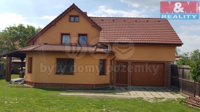 Prodej, rodinný dům 5+kk, 240 m2, Praha 4 - Šeberov