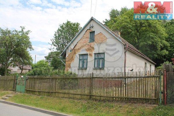 Prodej, rodinný dům 2+1, 482 m2, Újezd u Hořovic