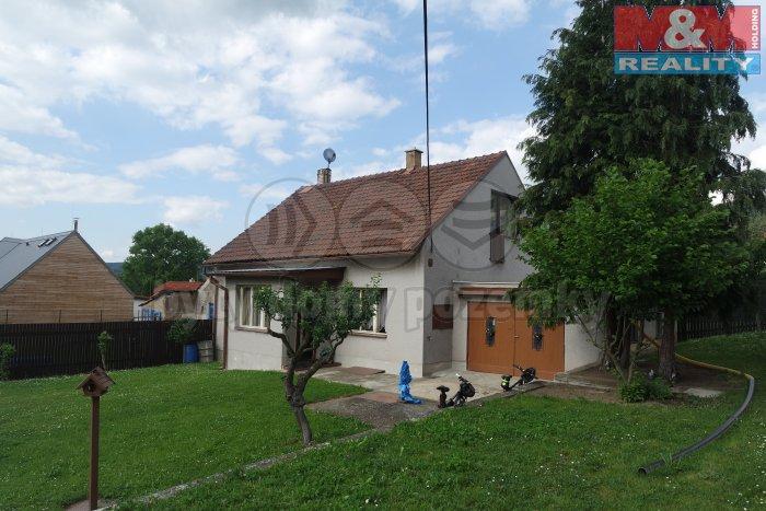 Prodej, rodinný dům 3+1, 1276 m2, Králův Dvůr