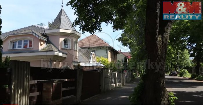 Prodej, barokní vila 7+1, 659 m2, Praha 4- Lhotka