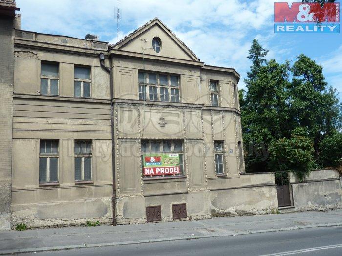 Prodej, rodinný dům 7+1, Kladno, ul. Petra Bezruče