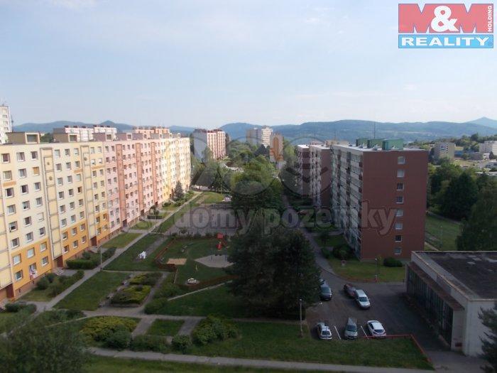 Pronájem, byt 2+1, 65 m2, OV, Ústí nad Labem, ul. Větrná