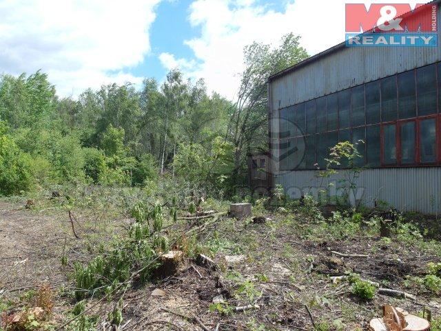 Prodej, pozemek, 5694 m2, Chabařovice