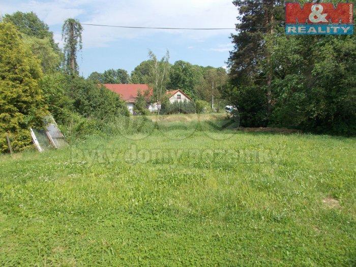 Prodej, pozemek, 500 m2, Jeseník nad Odrou