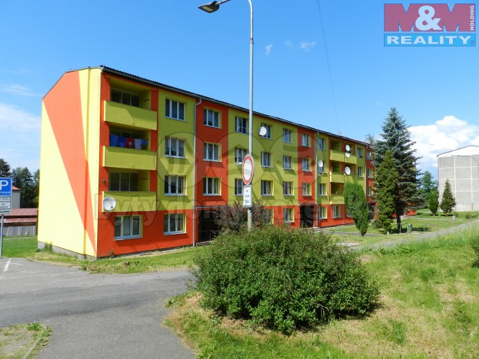 Prodej, byt 2+1, 49 m2, DV, Bukovany