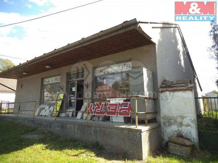 Prodej, obchod, 376 m2, OV, Roudná - Janov