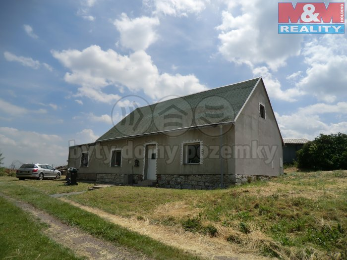 Prodej, rodinný dům 2+1, 341 m2, Chbany - Roztyly