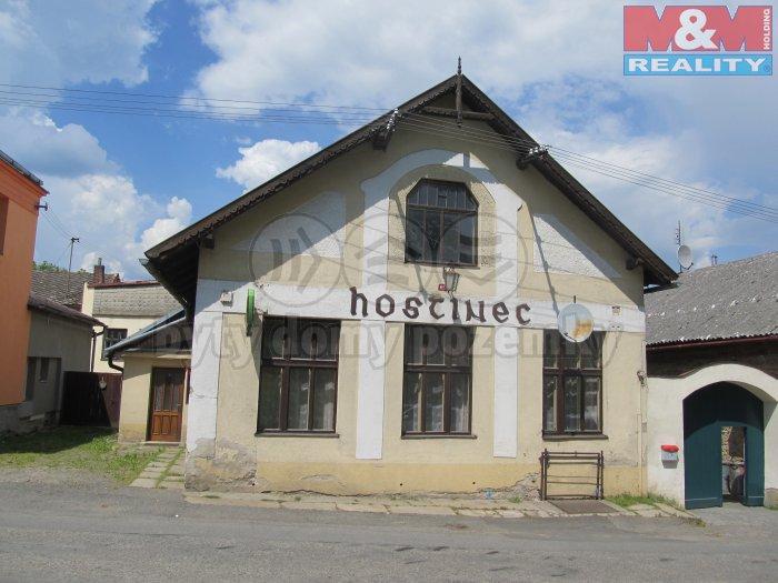 Prodej, hostinec, 250 m2, Česká Bělá