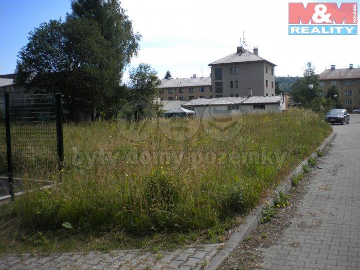 Prodej, pozemek, 1272 m2, Semily