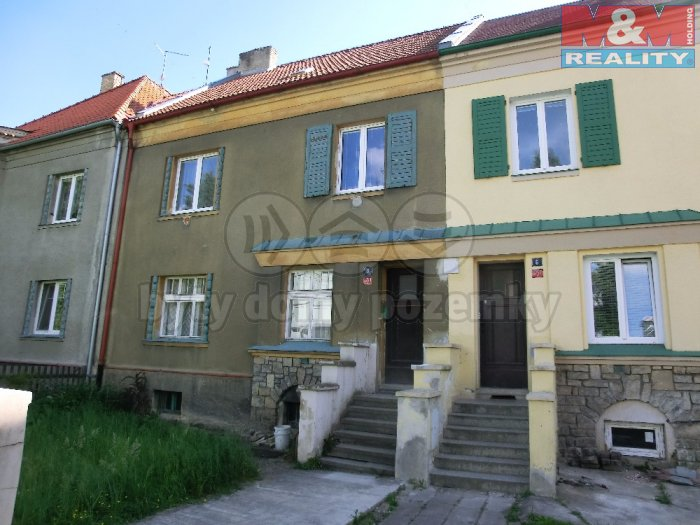 Prodej, rodinný dům, 111 m2, Chomutov, ul. Buchenwaldská