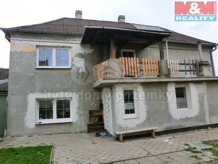 Prodej, rodinný dům, 95 m2, Pětipsy