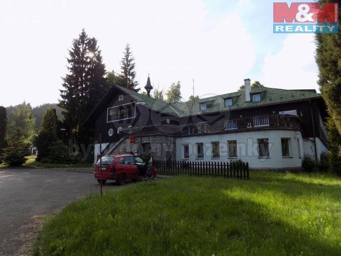 Prodej, rekreační středisko, Borušov - Svojanov