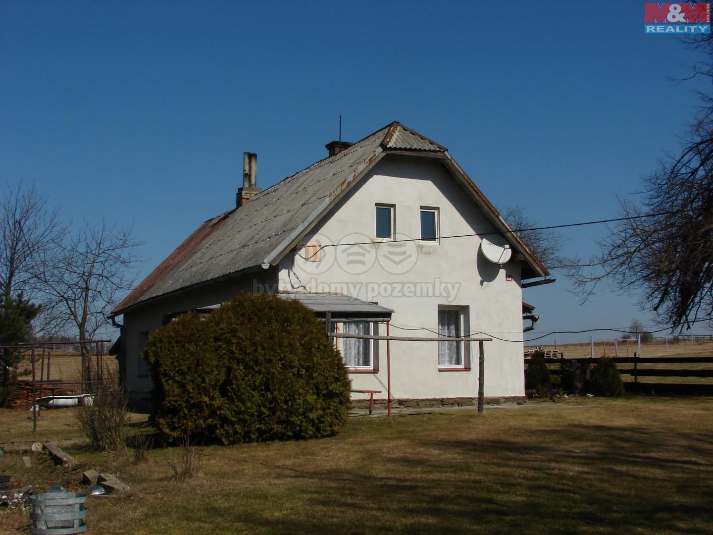 Prodej, rodinný dům 4+1, Budišov nad Budišovkou - Podlesí