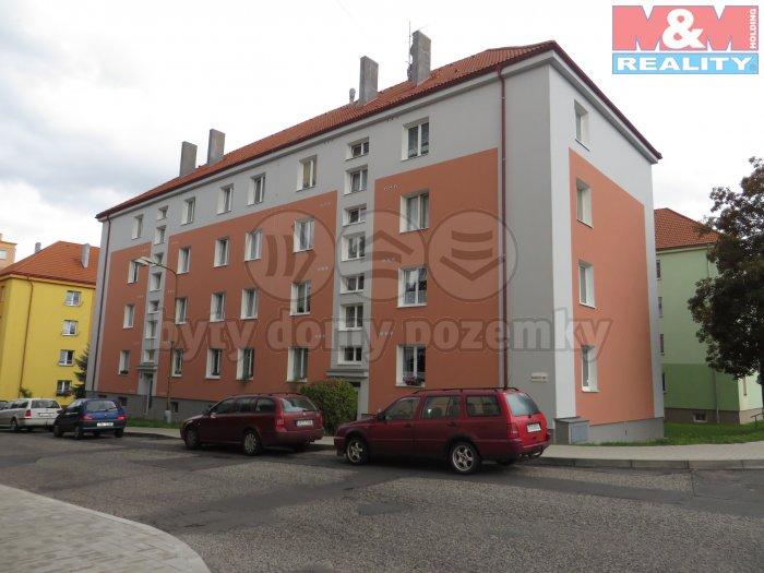 Prodej, byt 2+1, 52 m2, Kynšperk nad Ohří, náměstí SNP