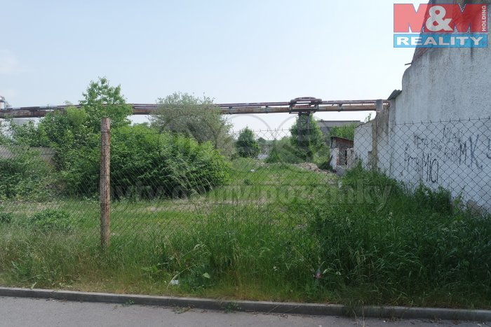 Prodej, stavební pozemek, 551 m2, Kladno - Kročehlavy
