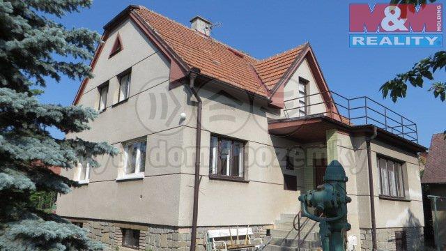 Prodej, rodinný dům, 1437 m2, Cerhovice