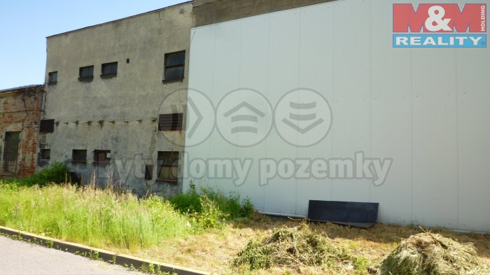Prodej, výrobní hala, 562 m2, Dolní Chrastava