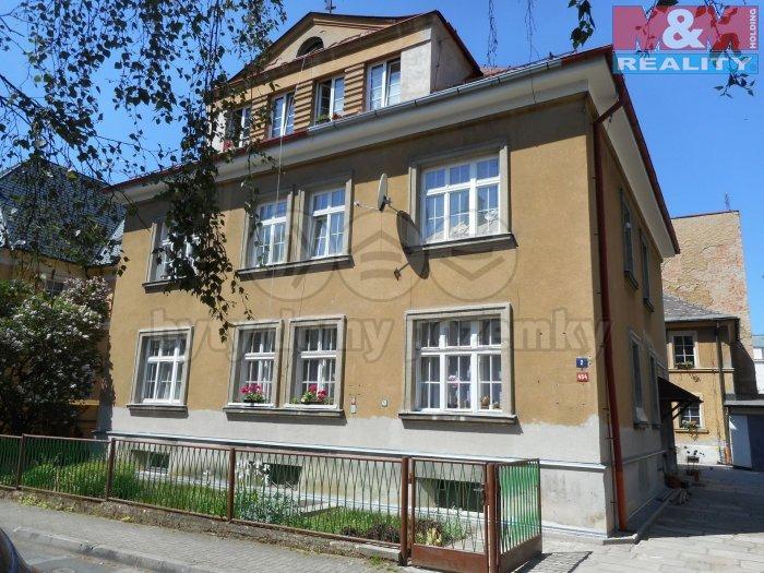 Prodej, byt 2+1, 80 m2, Mariánské Lázně, ul. Jiráskova