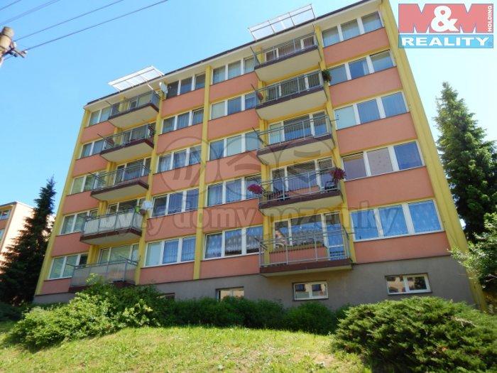 Prodej, byt 3+1, 73 m2, Krásná Lípa