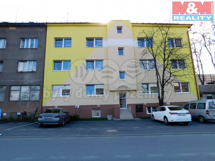 Pronájem, byt 3+1, 100 m2, Kladno, ul. Průmyslová