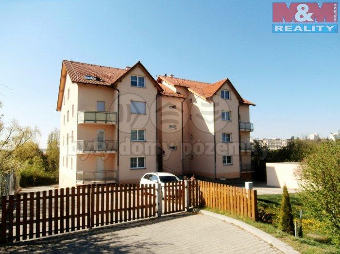 Pronájem, byt 2+kk, 65 m2, Plzeň - Slovany