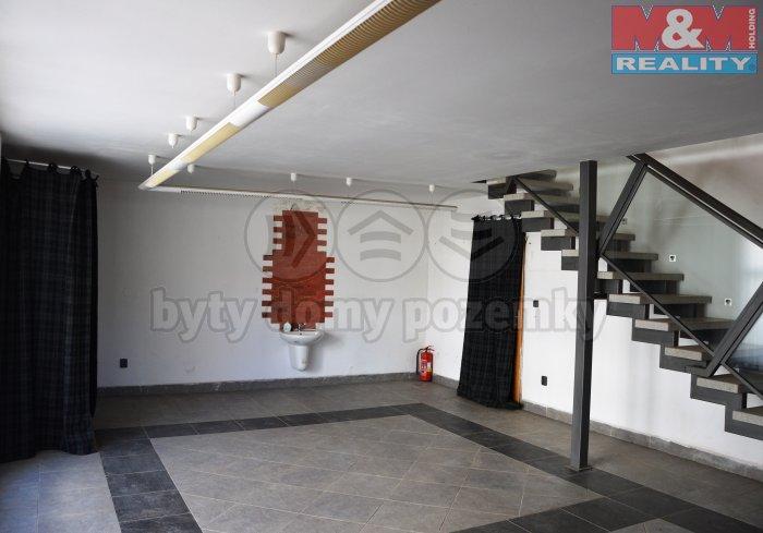 Pronájem, obchodní prostory, 100 m2, Jablunkov