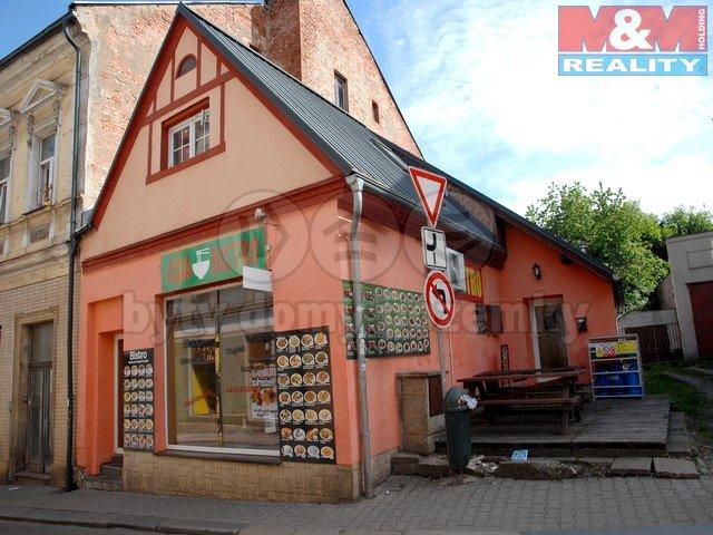 Prodej, komerční objekt, Nová Paka, ul. Tyršova