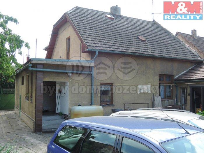 Prodej, rodinný dům 4+1, Kladno